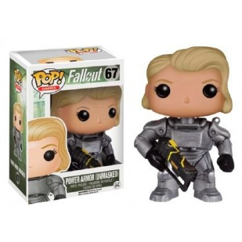 FALLOUT 4 - Funko POP N° 78 - T-60 Female Warrior Armor (LTD)