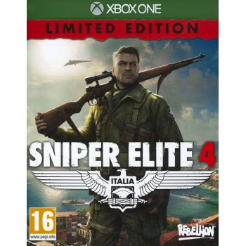 Sniper Elite 4 - Limited Edition - Xbox One