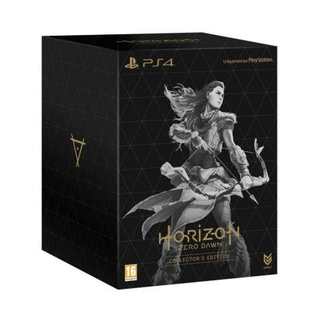 Horizon Zero Dawn - Collector Edition - PS4