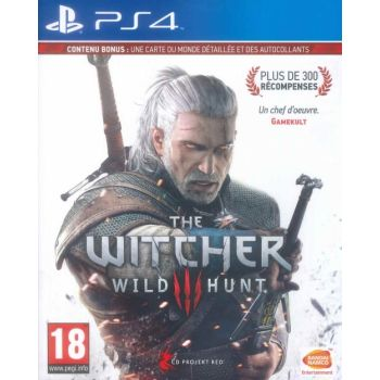 The Witcher 3 : Wild Hunt - PS4