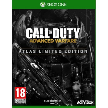 Call of Duty : Advanced Warfare - édition limitée atlas - Xbox One