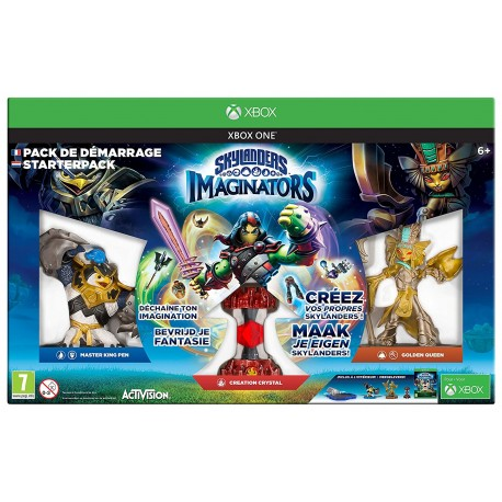 Skylanders : Imaginators - pack de démarrage - PS4