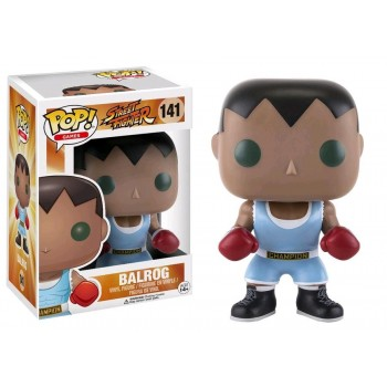 Street Fighter - Funko POP N° 141 - Balrog