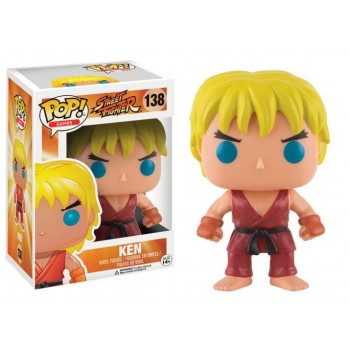 Street Fighter - Funko POP N° 138 - Ken