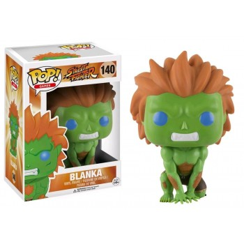 Street Fighter - Funko POP N° 140 - Blanka