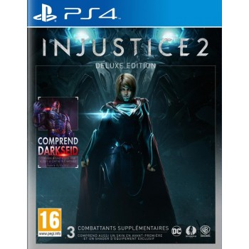 Injustice 2 - Edition Deluxe - PS4