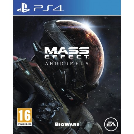 Mass Effect : Andromeda - PS4