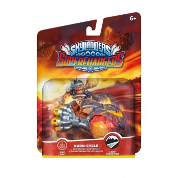 Skylanders : Superchargers - Burn Cycle