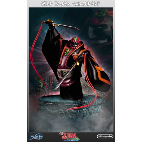 The Legend of Zelda the Windwaker - Ganondorf Statue de 38cm (Regular Edition)