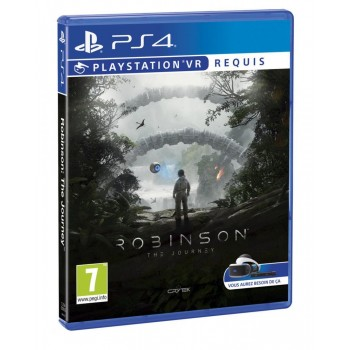 Robinson: The Journey - Playstation VR - PS4
