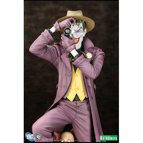 Batman The Killing Joke statuette PVC ARTFX 1/6 The Joker 2nd Edition 31 cm