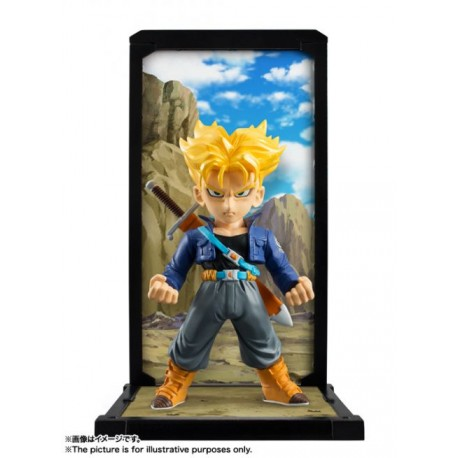 Tamashii Buddies: Dragon Ball Z - Super Saiyan Trunks Figure