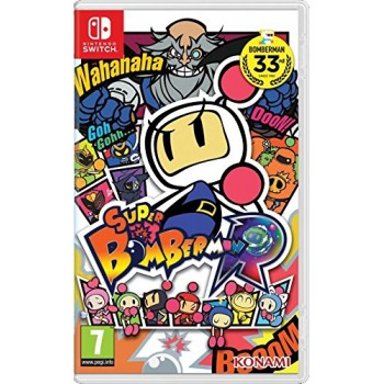 Super Bomberman R - Switch