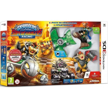 Skylanders Superchargers Racing - pack de démarrage 3DS