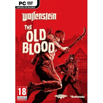 Wolfenstein : the old blood - PC