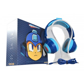 Casque audio officiel Megaman en édition collector