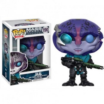 MASS EFFECT ANDROMEDA - Funko POP N° 190 - Jaal