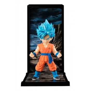 Son Goku Super Saiyan God - Tamashii Buddies