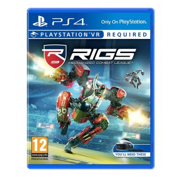 Rigs Mechanized Combat League - PS4