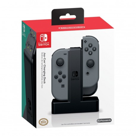 Dock de charge pour 4 Joy Con de Nintendo Switch