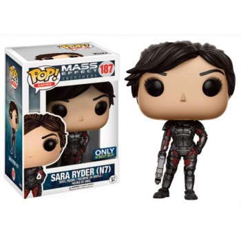 MASS EFFECT ANDROMEDA - Funko POP N° 187 - Sarah Ryder LTD