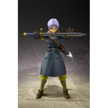 DBZ Xenoverse SH Figuarts Trunks - Limited Edition