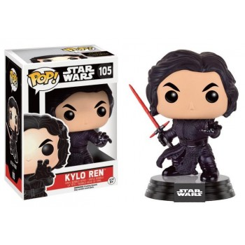 STAR WARS 7 - Funko Pop N° 105 - Kylo Ren Battle Pose