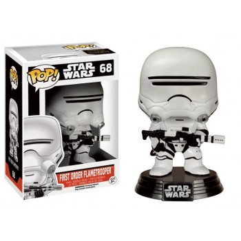 STAR WARS 7 - Funko Pop N° 68 - First Order Flametrooper