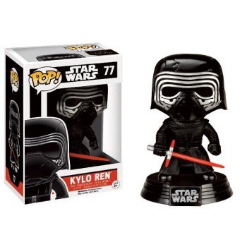 STAR WARS 7 - Funko Pop N° 77 - Kylo Ren Helmet (Limited)