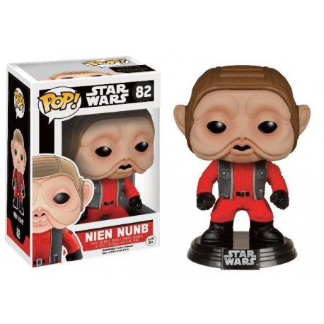 STAR WARS 7 - Funko Pop N° 82 - Nien Nunb