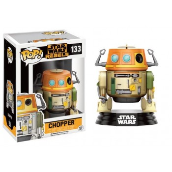 STAR WARS REBELS - Funko POP N° 133 - Chopper