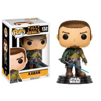 STAR WARS REBELS - Funko POP N° 132 - Kanan