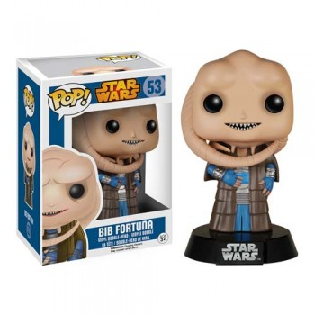 STAR WARS REBELS - Funko POP N° 53 - Bib Fortuna