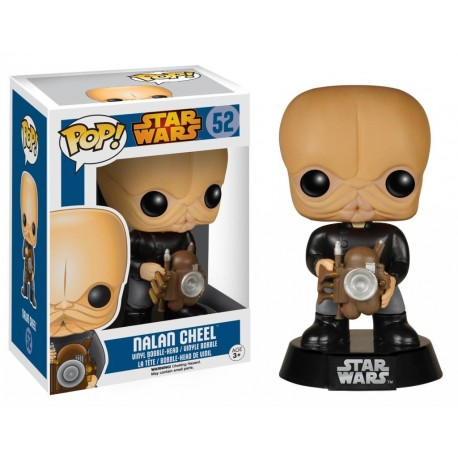 STAR WARS REBELS - Funko POP N° 52 - Nalan Cheel