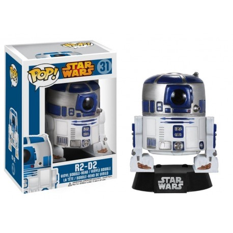 STAR WARS - Funko POP N° 31 - R2-D2
