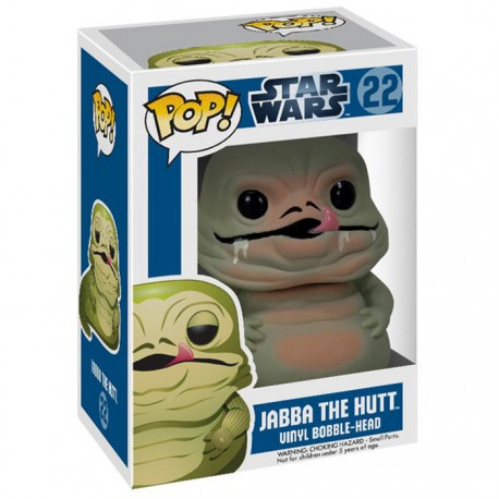 STAR WARS - Funko POP N° 22 - Jabba the Hutt