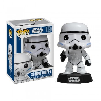 STAR WARS - Funko POP N° 05 - Stormtrooper