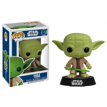 STAR WARS - Funko POP N° 02 - Yoda