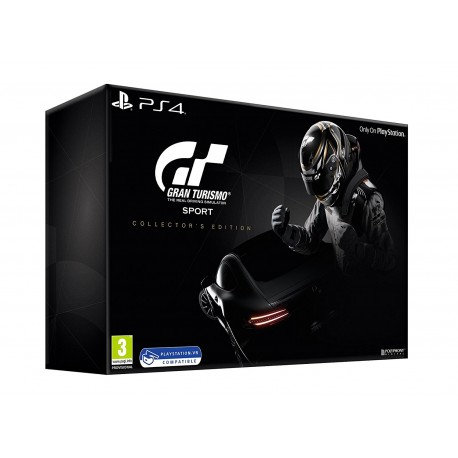 GT Sport - Collector Edition - PS4