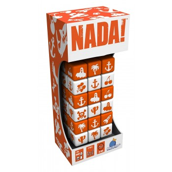 Nada - Bleu Orange
