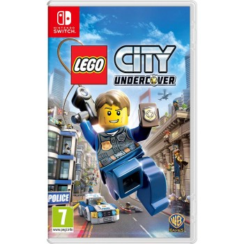 Lego City: Undercover - Switch