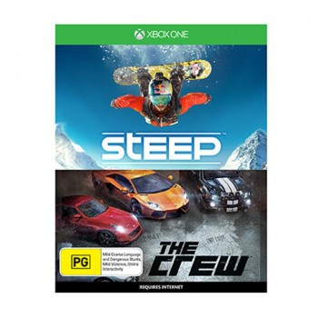 Steep + The Crew (Version Digitale) - Xbox One
