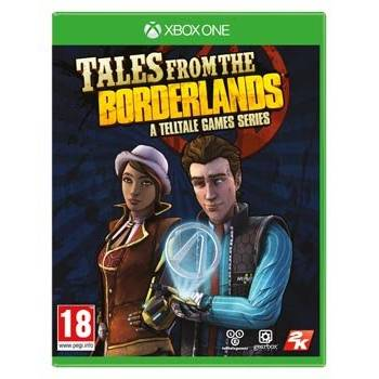 Tales from the Borderlands - A Telltale Games Series - Xbox One