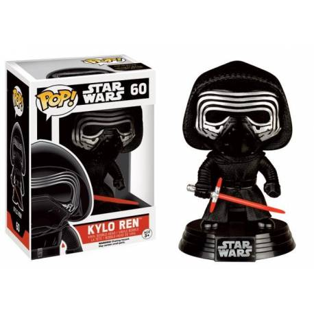 STAR WARS 7 - Funko Pop N° 60 - Kylo Ren