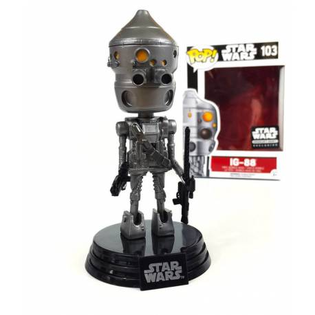 STAR WARS - Funko POP N° 103 - IG-88