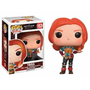 The Witcher III - Funko POP N° 153 - Triss