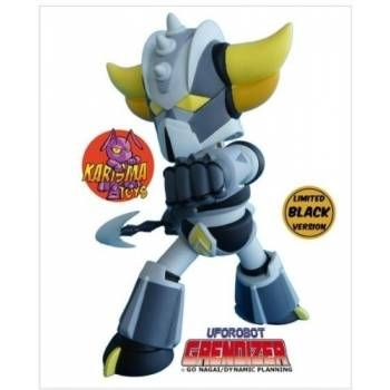 Goldorak - Grendizer Baby Super Deformed 16 Cm - Black Version