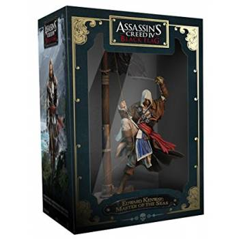 Assassin's Creed Black Flag - Edward Master of Seas (Officiel Ubisoft)