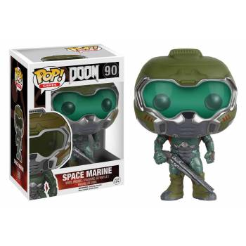Doom - Funko POP N° 90 - Space Marine