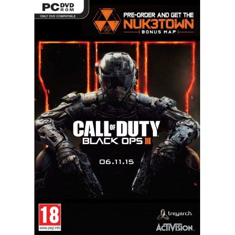 Call of Duty : Black Ops III Version Boîte - PC